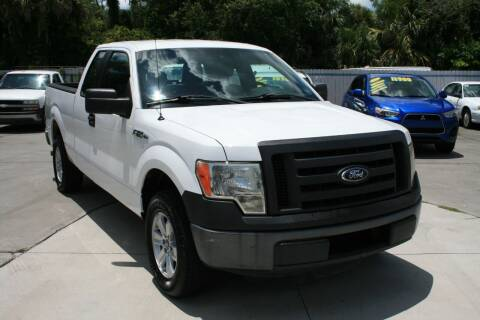 2012 Ford F-150 for sale at Mike's Trucks & Cars in Port Orange FL