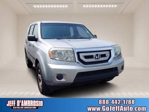 2011 Honda Pilot for sale at Jeff D'Ambrosio Auto Group in Downingtown PA