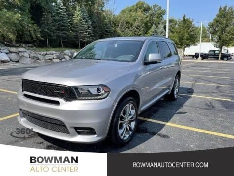 2020 Dodge Durango for sale at Bowman Auto Center in Clarkston MI