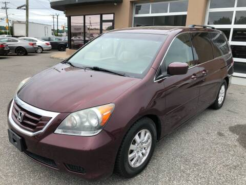 2008 Honda Odyssey for sale at MAGIC AUTO SALES - Magic Auto Prestige in South Hackensack NJ