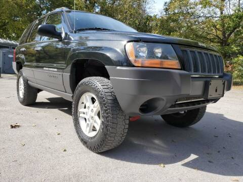 2004 Jeep Grand Cherokee for sale at Thornhill Motor Company in Lake Worth TX