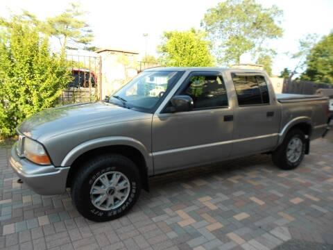 2002 GMC Sonoma for sale at Precision Auto Sales of New York in Farmingdale NY