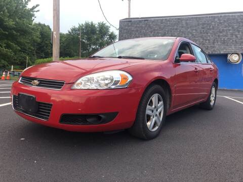 2008 Chevrolet Impala for sale at Action Automotive Service LLC in Hudson NY
