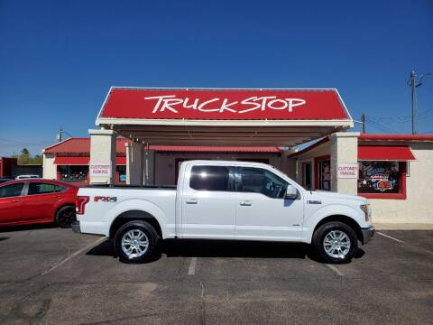 2016 Ford F-150 for sale at TRUCK STOP INC in Tucson AZ