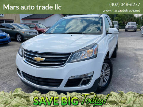 2017 Chevrolet Traverse for sale at Mars auto trade llc in Kissimmee FL