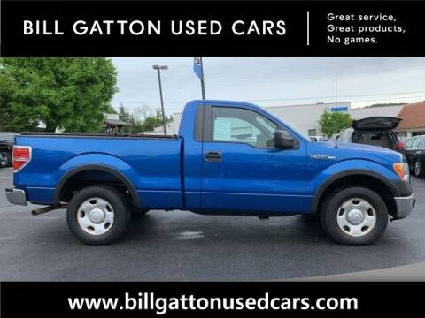 2009 Ford F-150 for sale at Bill Gatton Used Cars in Johnson City TN