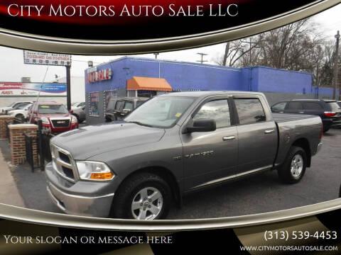 2011 RAM Ram Pickup 1500 for sale at City Motors Auto Sale LLC in Redford MI