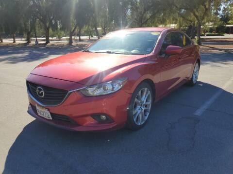 2014 Mazda MAZDA6 for sale at ALL CREDIT AUTO SALES in San Jose CA
