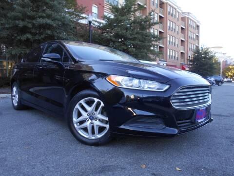 2016 Ford Fusion for sale at H & R Auto in Arlington VA
