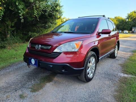 2007 Honda CR-V for sale at The Car Shed in Burleson TX