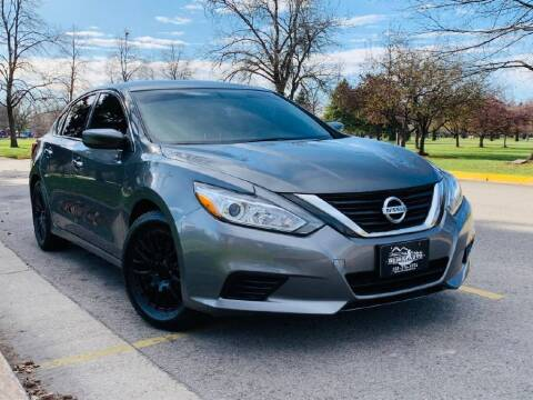 2016 Nissan Altima for sale at Boise Auto Group in Boise ID
