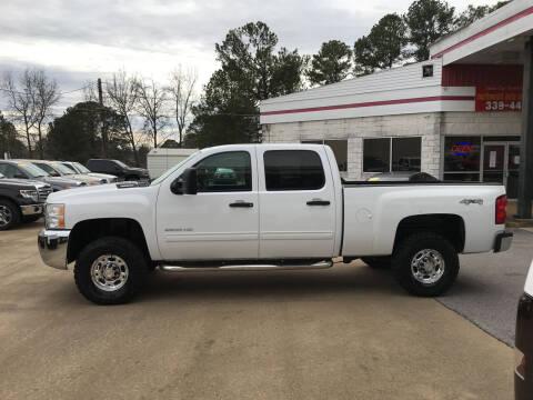 2010 Chevrolet Silverado 2500HD for sale at Northwood Auto Sales in Northport AL