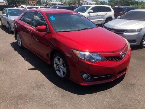 2014 Toyota Camry for sale at Empire Automotive Group Inc. in Orlando FL