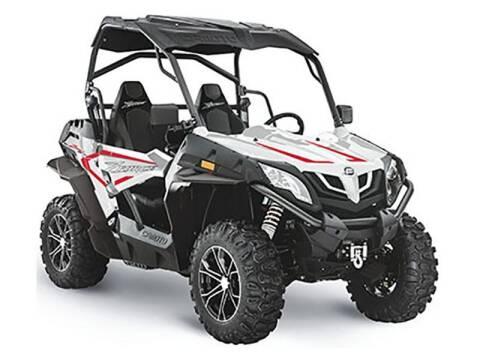 2021 CF Moto ZForce 800 Trail