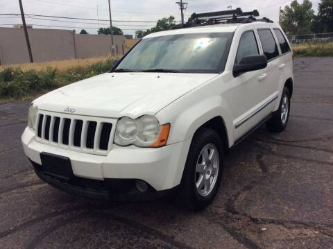 2010 Jeep Grand Cherokee for sale at AROUND THE WORLD AUTO SALES in Denver CO