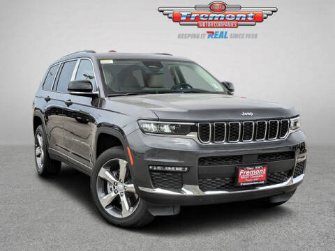 2021 Jeep Grand Cherokee L for sale at Rocky Mountain Commercial Trucks in Casper WY