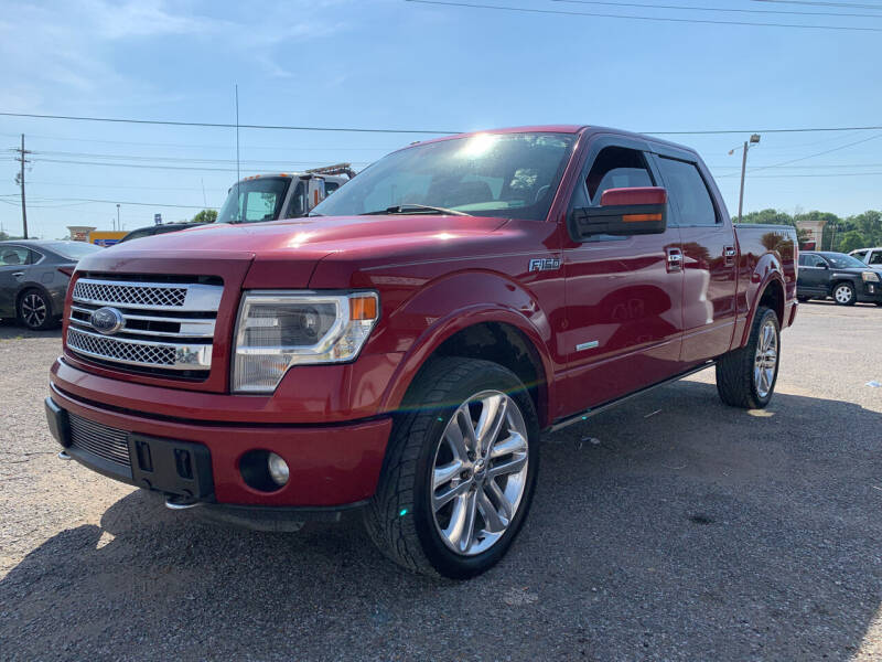 2013 Ford F-150 for sale at Safeway Auto Sales in Horn Lake MS