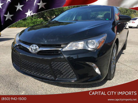 2017 Toyota Camry for sale at Capital City Imports in Tallahassee FL