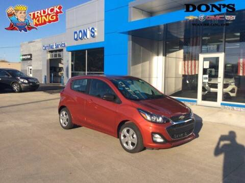 2021 Chevrolet Spark for sale at DON'S CHEVY, BUICK-GMC & CADILLAC in Wauseon OH