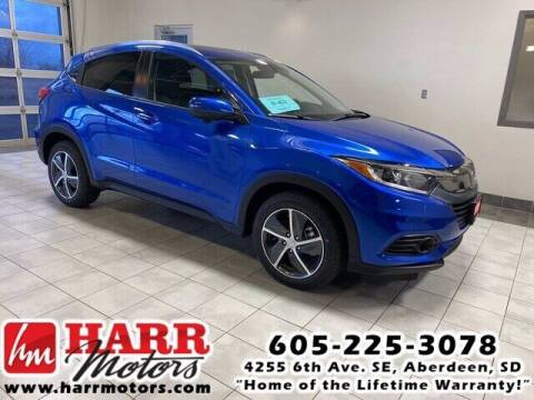 2021 Honda HR-V for sale at Harr's Redfield Ford in Redfield SD