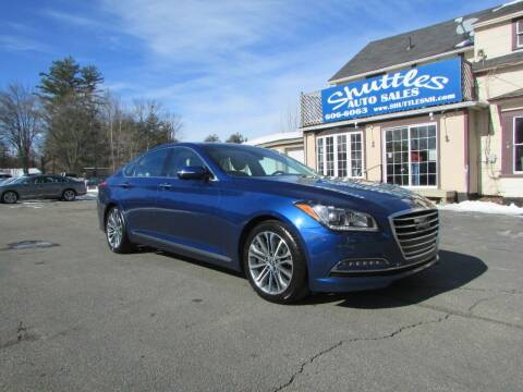 2017 Genesis G80 for sale at Shuttles Auto Sales LLC in Hooksett NH