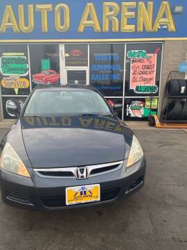 2006 Honda Accord for sale at Auto Arena in Fairfield OH