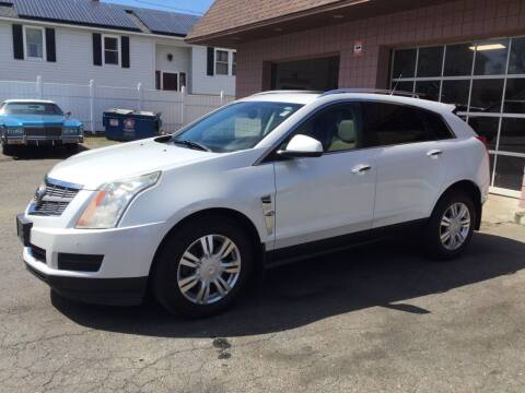 2010 Cadillac SRX for sale at Pat's Auto Sales, Inc. in West Springfield MA