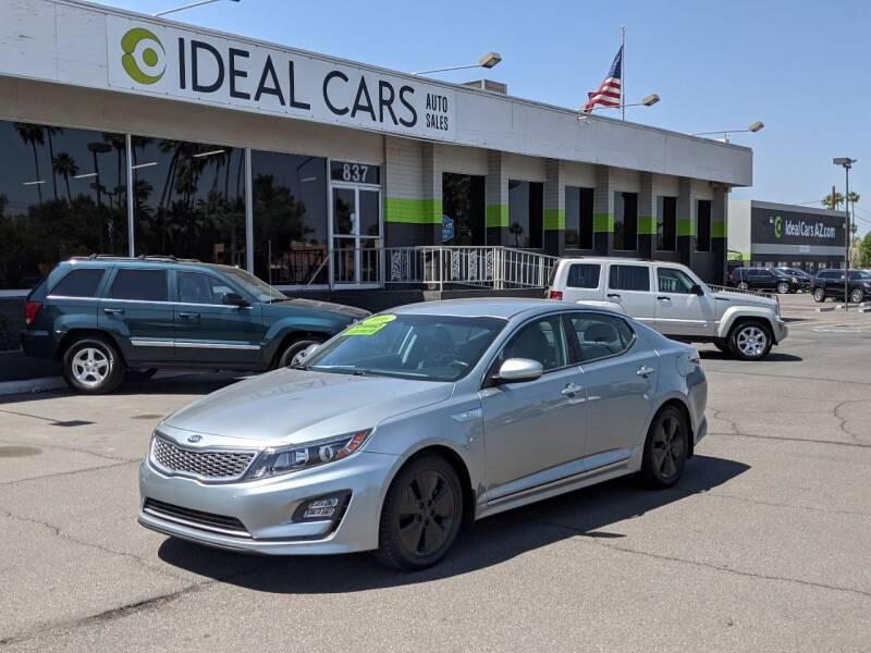 2016 Kia Optima Hybrid for sale in Mesa, AZ