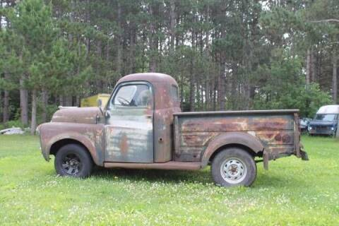 1949 Dodge Pickup for sale at Haggle Me Classics in Hobart IN