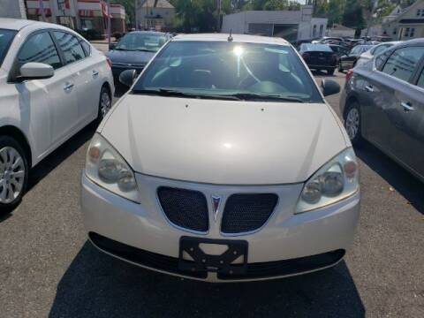 2008 Pontiac G6 for sale at Bay Motors Inc in Baltimore MD