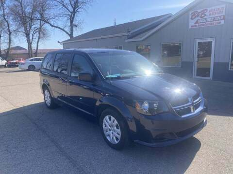 2014 Dodge Grand Caravan for sale at B & B Auto Sales in Brookings SD