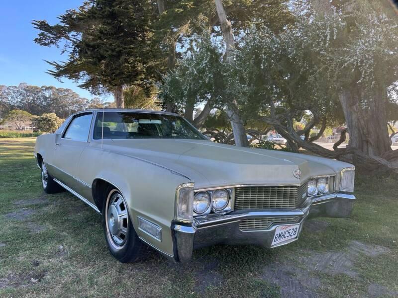 1969 Cadillac Eldorado for sale at Dodi Auto Sales in Monterey CA
