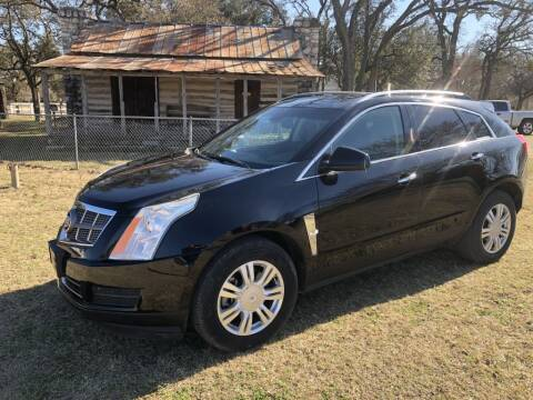 2010 Cadillac SRX for sale at Village Motors Of Salado in Salado TX
