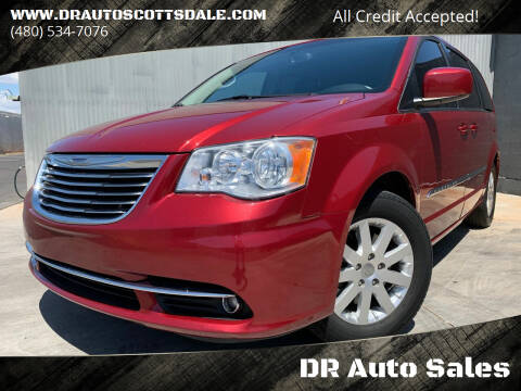 2015 Chrysler Town and Country for sale at DR Auto Sales in Scottsdale AZ