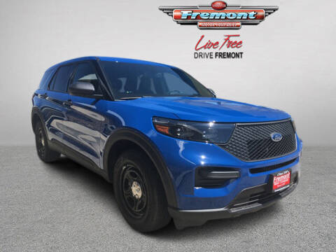 2020 Ford Explorer Hybrid for sale at Rocky Mountain Commercial Trucks in Casper WY