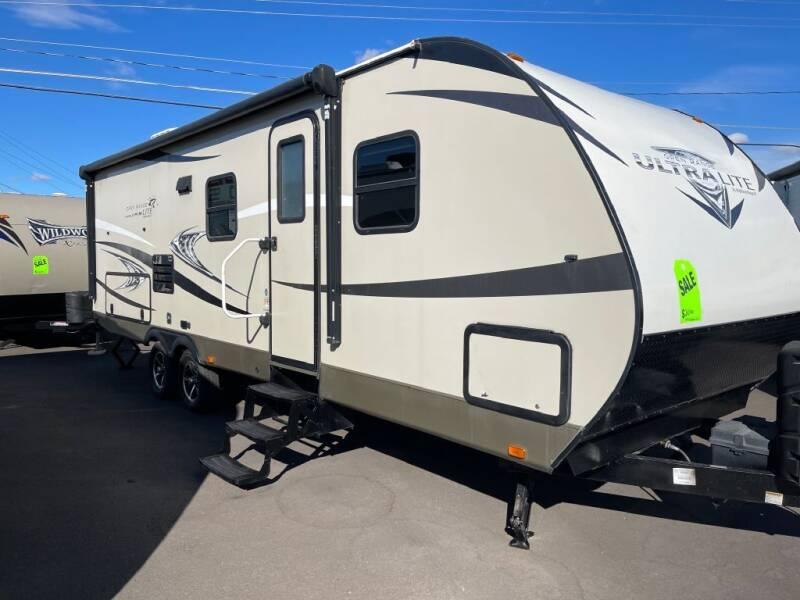2016 HIGLAND RIGDE OPEN RANGE for sale at Mesa AZ Auto Sales in Apache Junction AZ