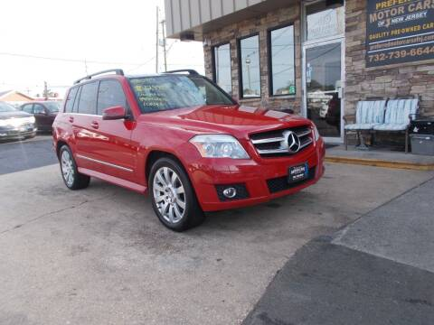 2010 Mercedes-Benz GLK for sale at Preferred Motor Cars of New Jersey in Keyport NJ
