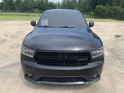 2017 Dodge Durango for sale at VANN'S AUTO MART in Jesup GA
