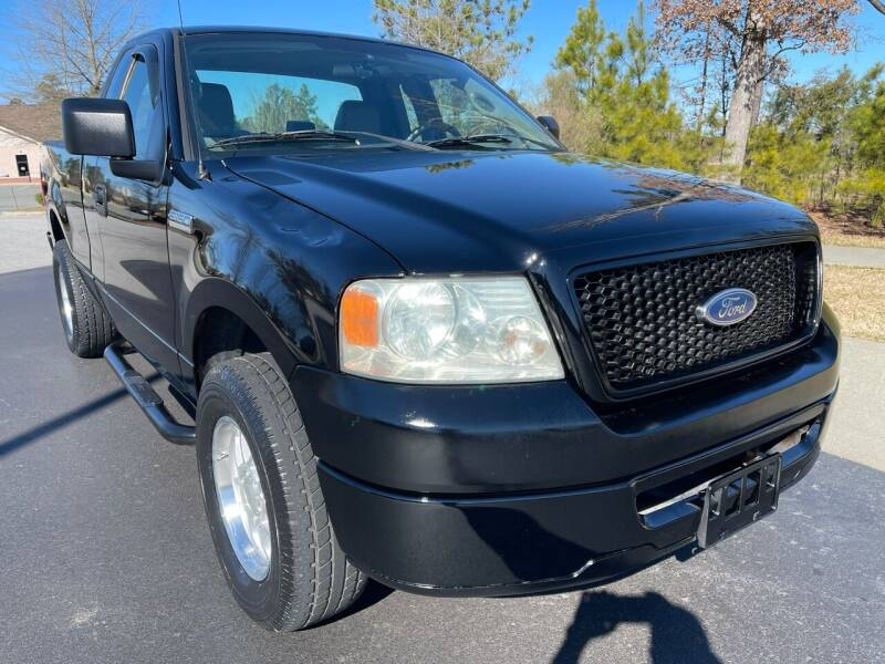 2006 Ford F-150 for sale at LA 12 Motors in Durham NC
