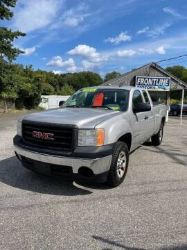 2008 GMC Sierra 1500 for sale at Frontline Motors Inc in Chicopee MA