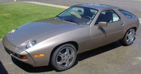 1983 Porsche 928 for sale at Classic Car Deals in Cadillac MI