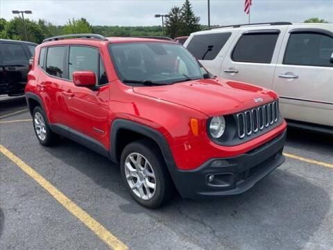 2018 Jeep Renegade for sale at Bob Weaver Auto in Pottsville PA