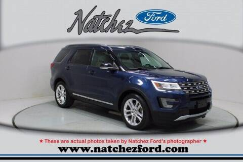 2016 Ford Explorer for sale at Auto Group South - Natchez Ford Lincoln in Natchez MS