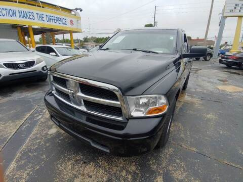 2009 Dodge Ram Pickup 1500 for sale at Autos by Tom in Largo FL