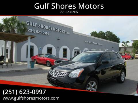 2010 Nissan Rogue for sale at Gulf Shores Motors in Gulf Shores AL