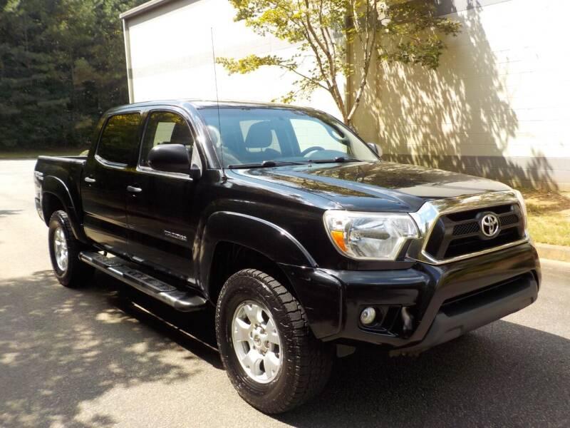 2014 Toyota Tacoma for sale at Salton Motor Cars in Alpharetta GA