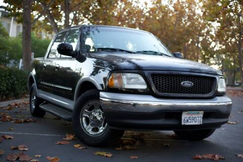 2002 Ford F-150 for sale at OPTED MOTORS in Santa Clara CA