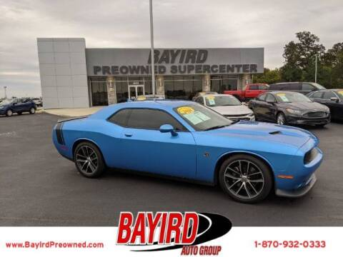 2016 Dodge Challenger for sale at Bayird Truck Center in Paragould AR