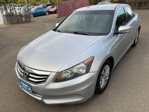 2012 Honda Accord for sale at C. H. Auto Sales in Citrus Heights CA