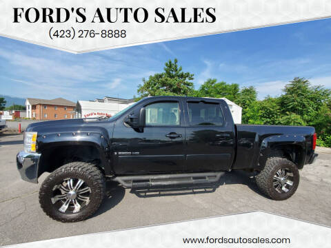 2008 Chevrolet Silverado 2500HD for sale at Ford's Auto Sales in Kingsport TN